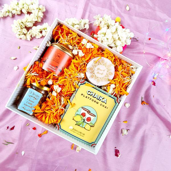 chai chaska diwali gift box