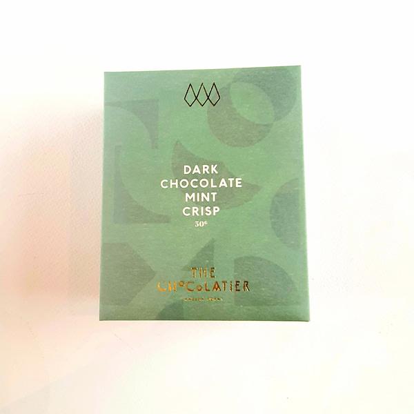 dark mint chocolate premium chocolate dubai gift shop